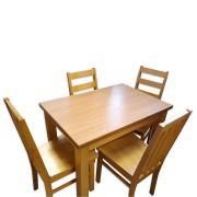 Stół kuchenny plus cztery krzesła kuchenne